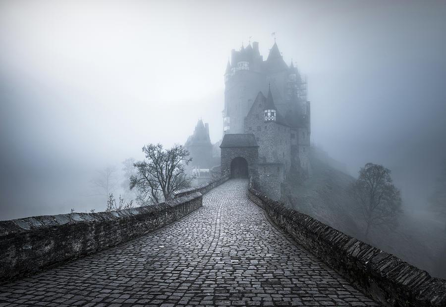 Perspective Photograph - Burg Eltz by Philip Slotte