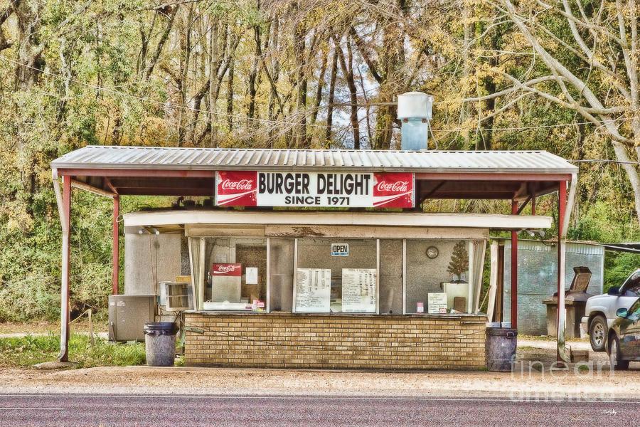 Gonzales Photograph - Burger Delight by Scott Pellegrin