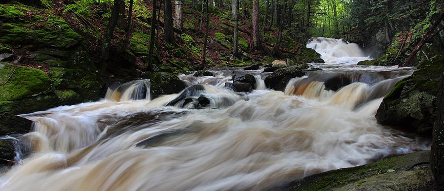 Burlington Falls by Mike Farslow
