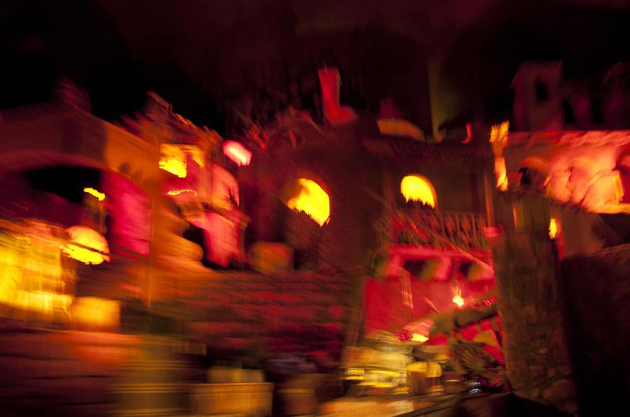 Walt Photograph - Burning City by Ryan Crane