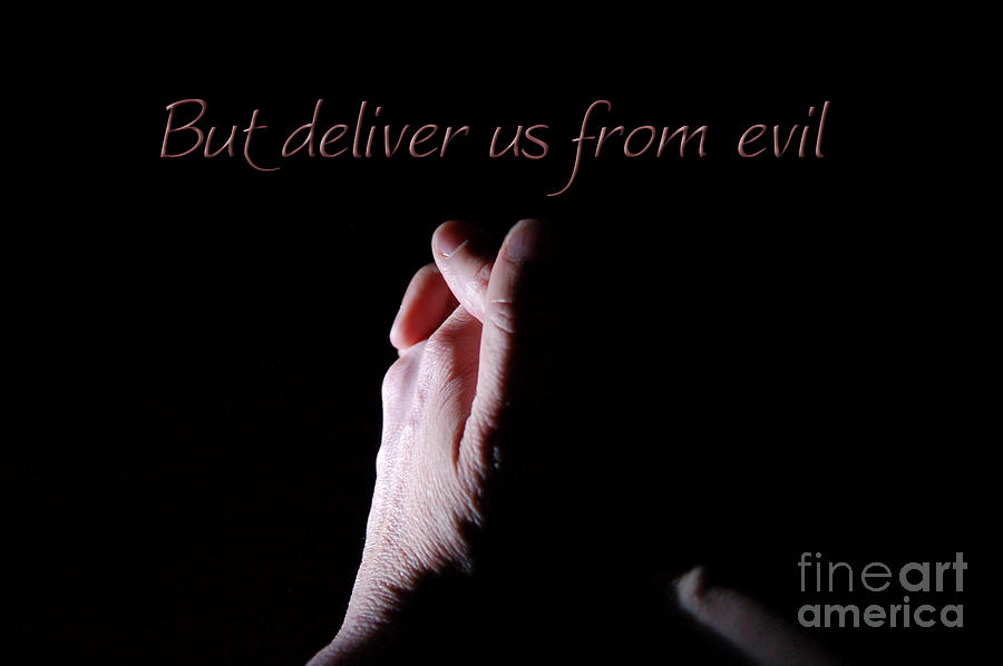 But Deliver Us From Evil by Margie Chapman