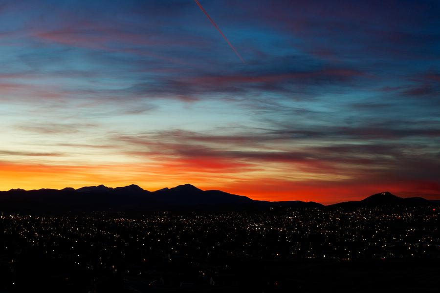 Sunset Photograph - Butte America by Kevin Bone