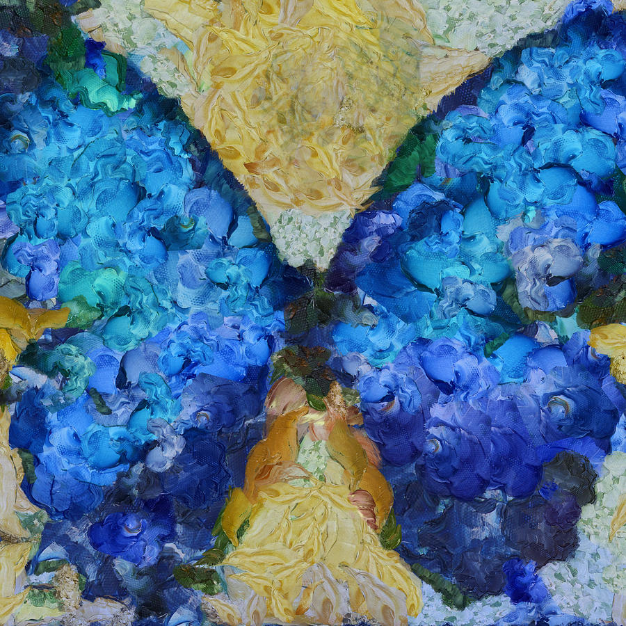 Butterfly Painting - Butterfly Art - D11bb by Variance Collections