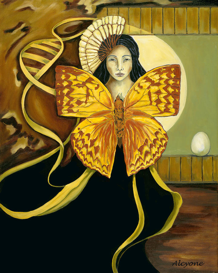 Butterfly Dreaming by Artimis Alcyone