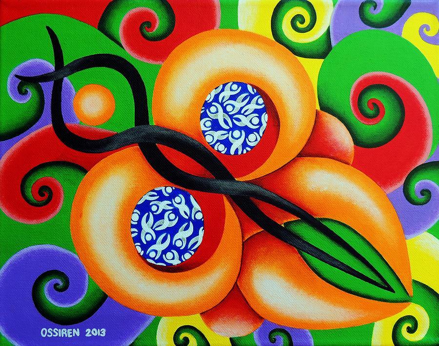Oswaldo Pyrography - Butterfly by Oswaldo Cevallos