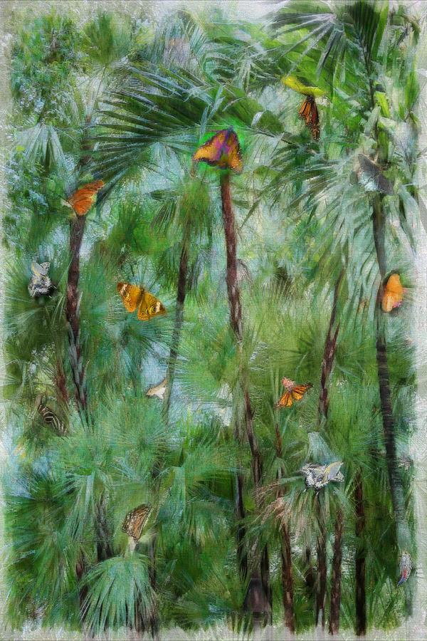 Butterfly Tree by Carol Kinkead