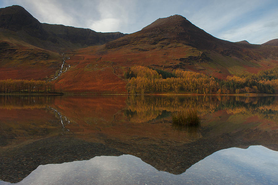 Buttermere Reflections by Nick Atkin