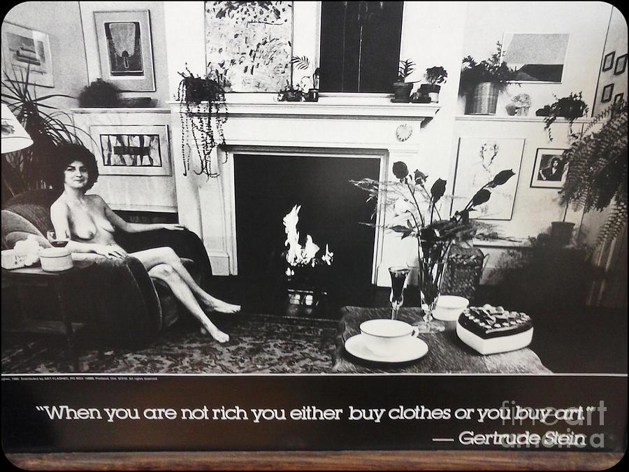 Gertrude Stein Photograph - Buy Art by Craig Pearson