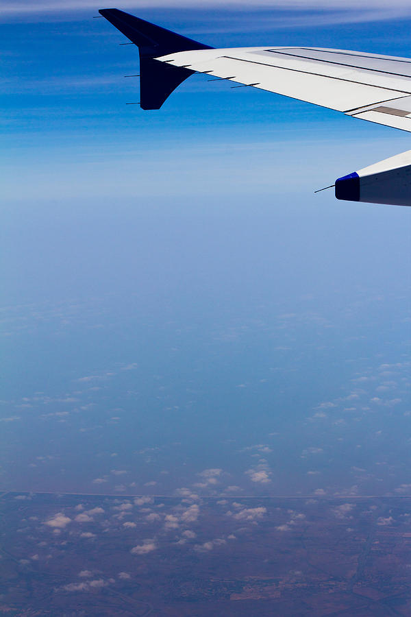 Land Photograph - by Land Sea or Air by Saurav Pandey