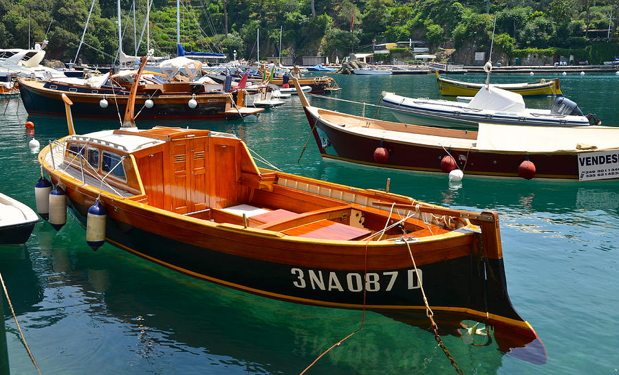 Portofino Photograph - By Special Request by Corinne Rhode