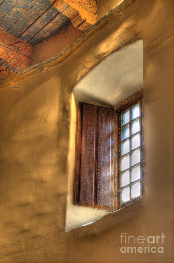 By The Light Of The Window Photograph By Bob Christopher
