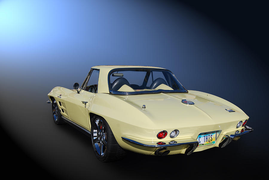 Vette Photograph - C This by Bill Dutting