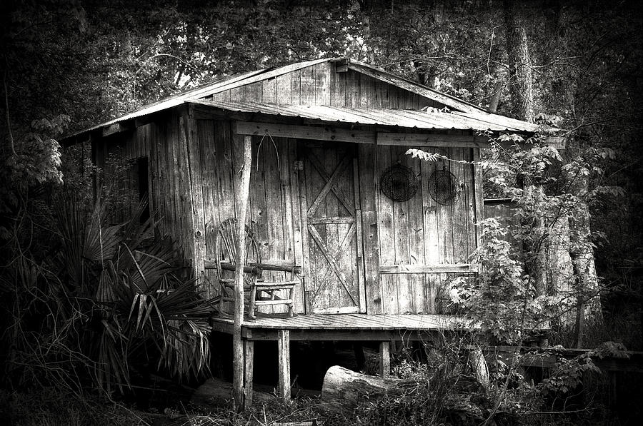 Cabins of Southern Louisiana by Photography  By Sai