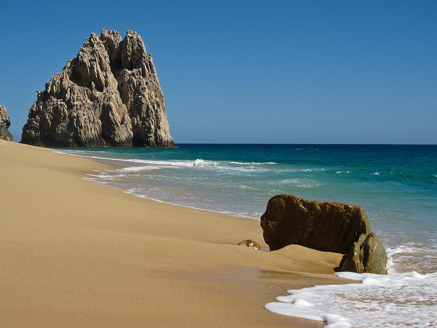 Cabo San Lucas Beach 1 by Shane Kelly