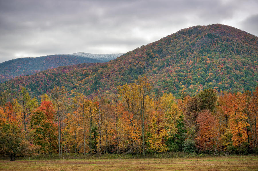 Cades Cove, Great Smoky Mountains Photograph by Fotomonkee