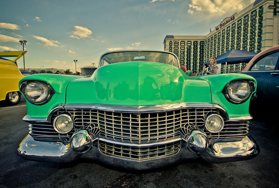 Cadillac Photograph - Cadillac Style  by Merrick Imagery
