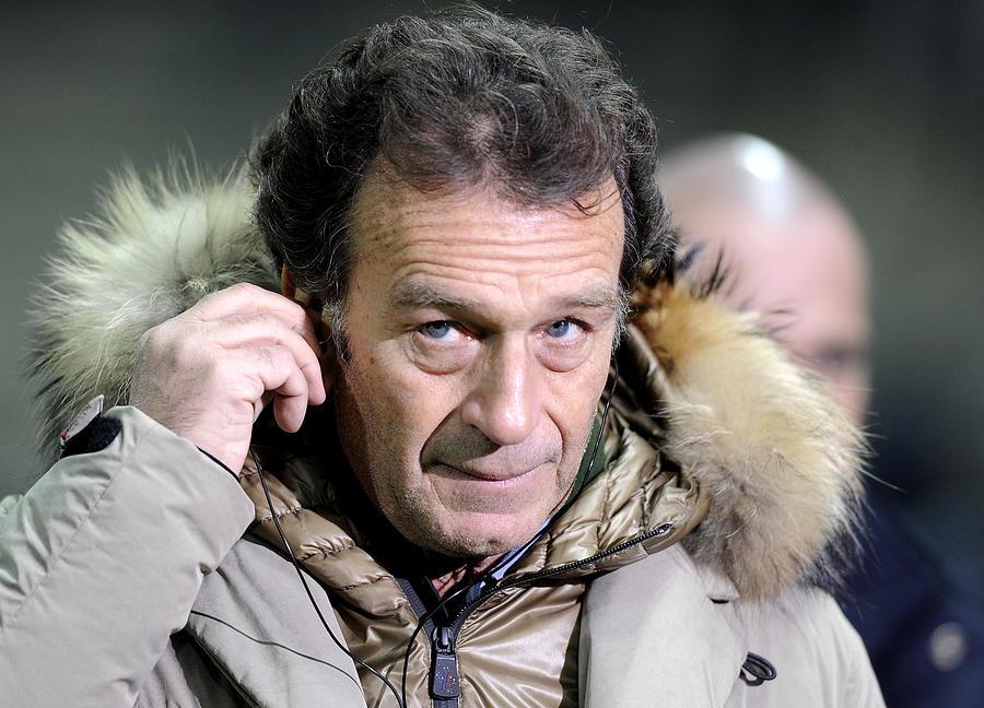 Cagliari Calcio v FC Juventus - Serie A Photograph by Claudio Villa