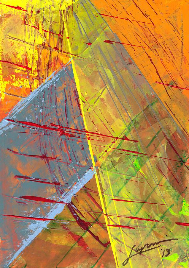Calico Painting by Thomas Lupari