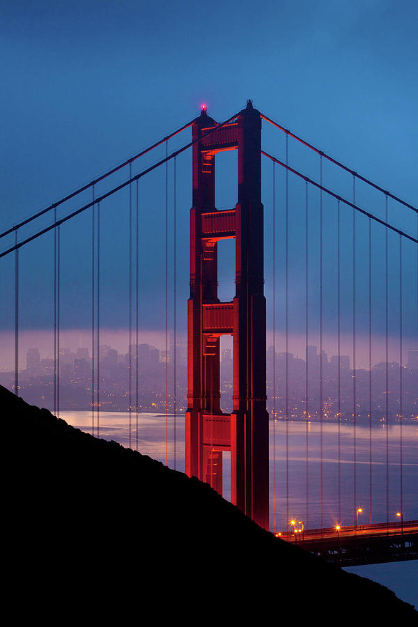 California A Top Global Tourist Photograph by George Rose