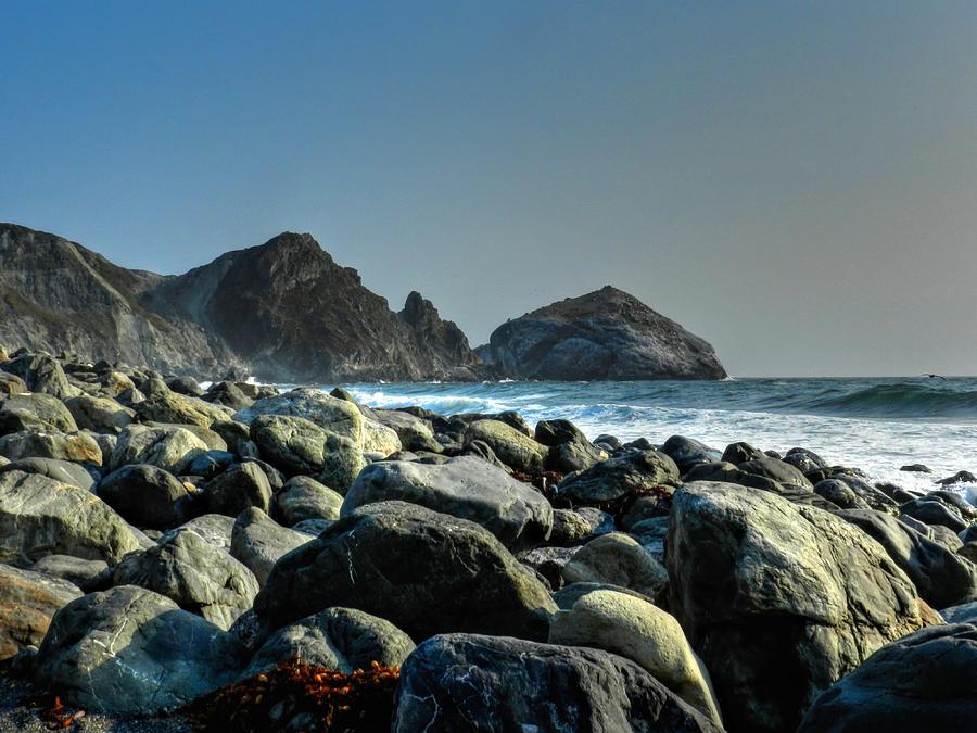Big Sur California Photograph - California - Big Sur 012 by Lance Vaughn