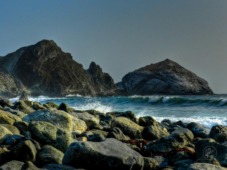 Big Sur California Photograph - California - Big Sur 013 by Lance Vaughn
