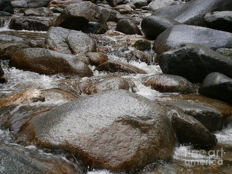 Water Photograph - California Canyon 15 by Drew Shourd