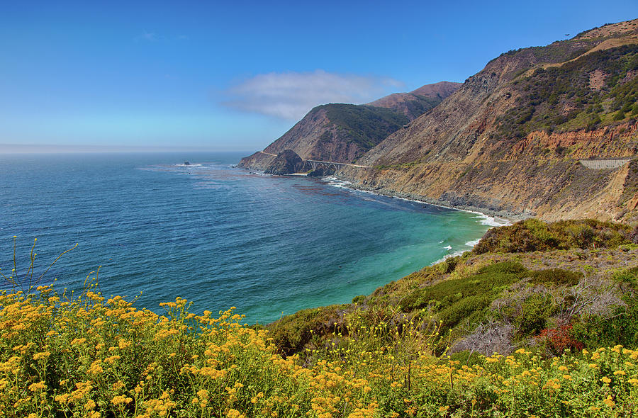 California Highway Photograph by Mimi Ditchie Photography