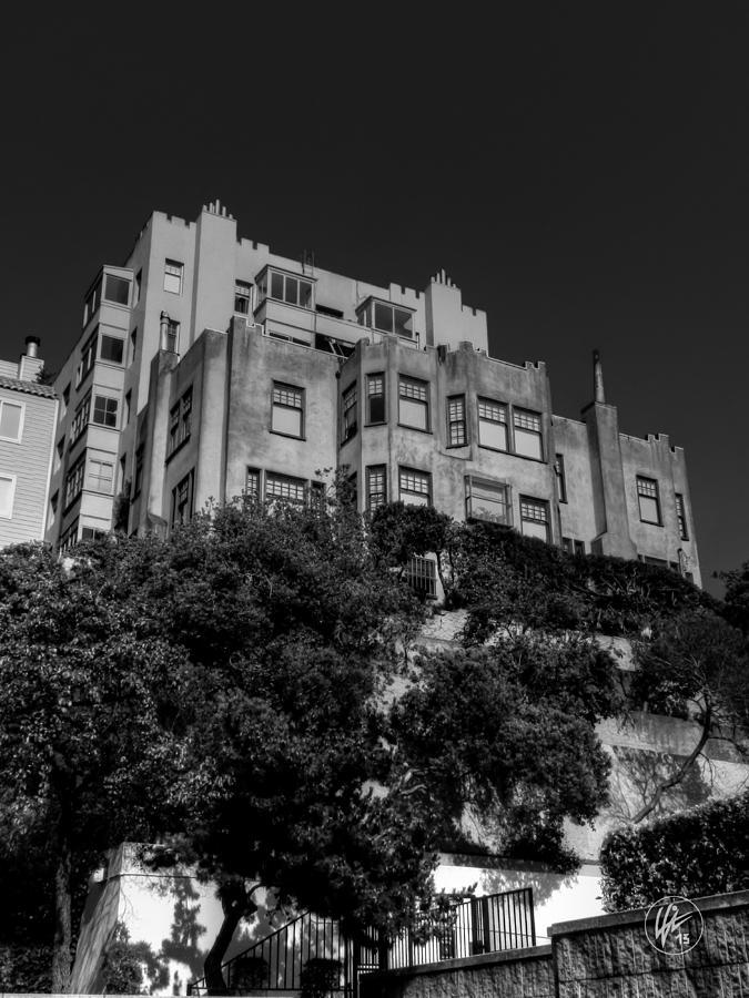 San Francisco California Photograph - California - San Francisco 002 by Lance Vaughn