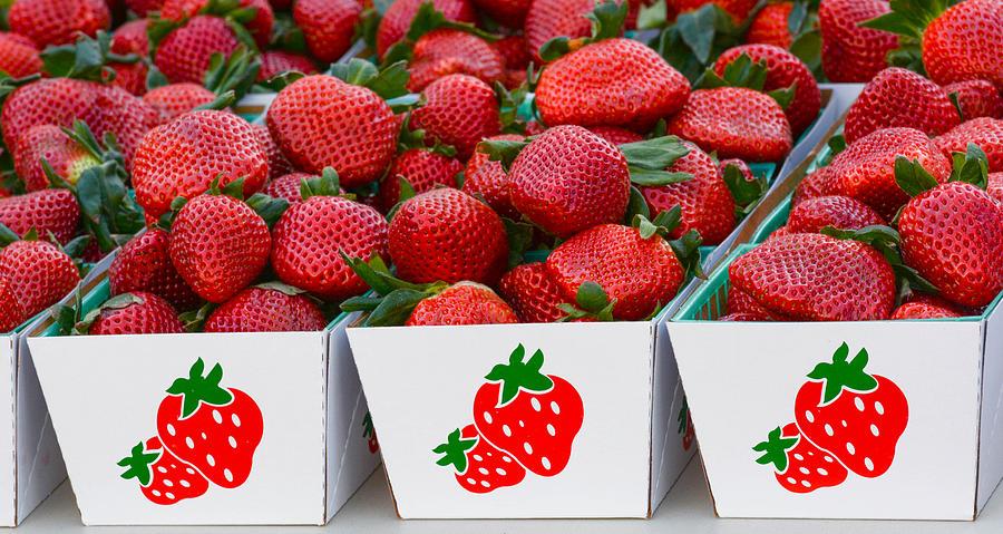 Strawberries and Cream Cake Recipe | California Strawberries