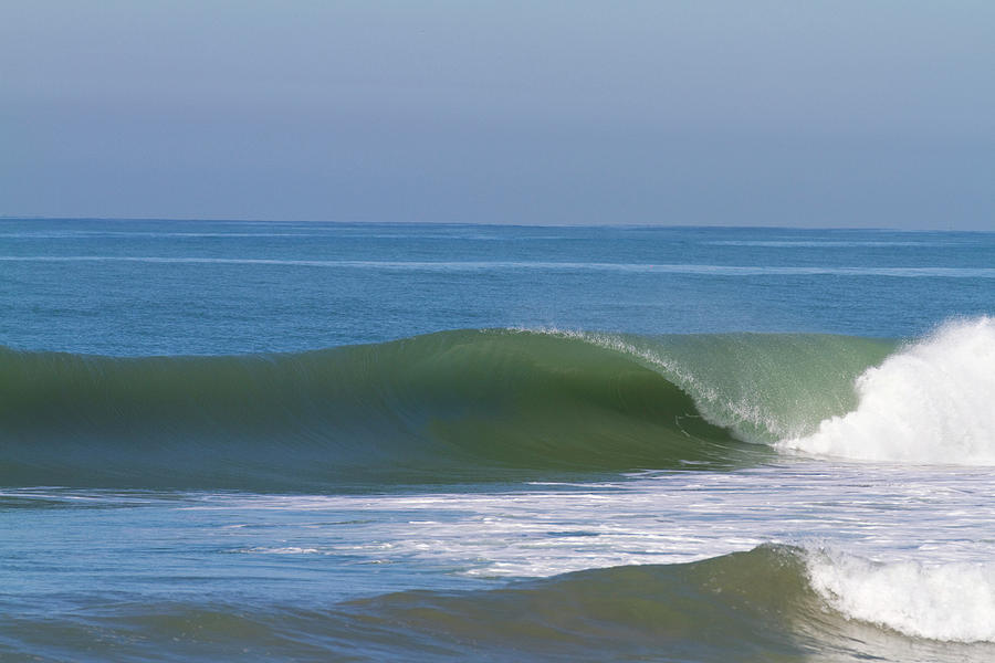California Wave Photograph by Mccaig