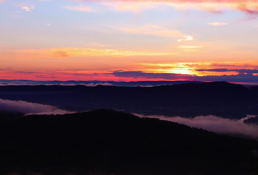 Mountain Photograph - Call Of The Mountains by Rachel Cohen