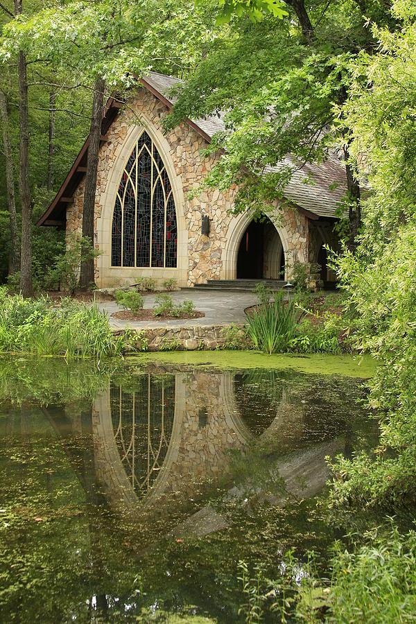 Callaway Gardens Chapel - Pine Mountain Georgia Photograph