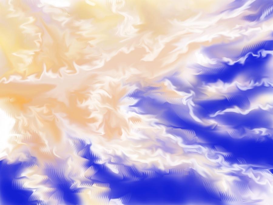 Spirit Speaks by Judy McNutt