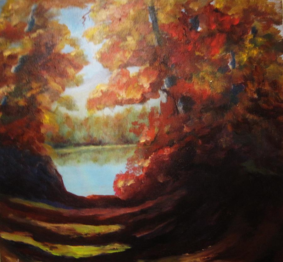 Calm by Connie Pearce