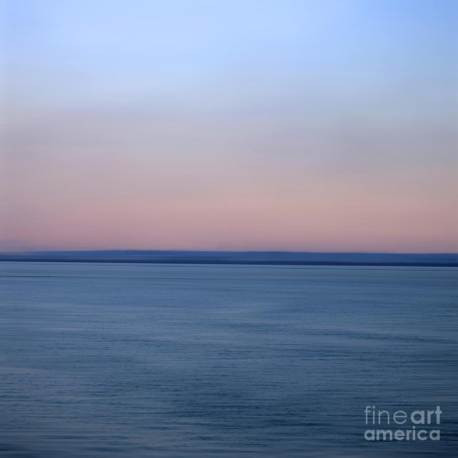 Outdoors Photograph - Calm Sea by Bernard Jaubert