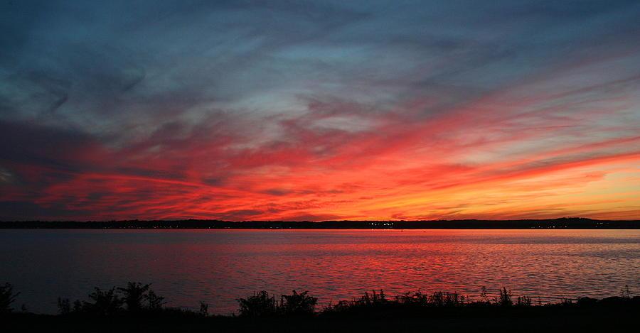 Sunset Photograph - Calming Escape by Stephen Melcher