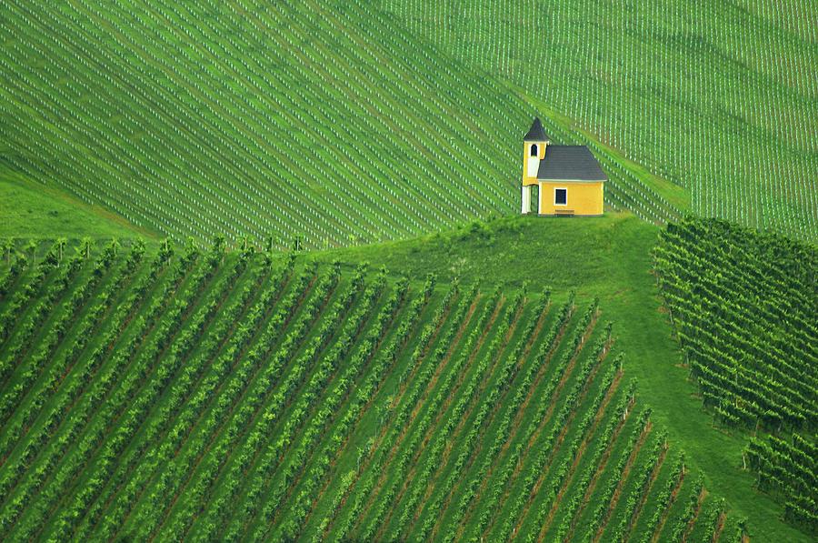 Austria Photograph - Calmness by Jure Kravanja