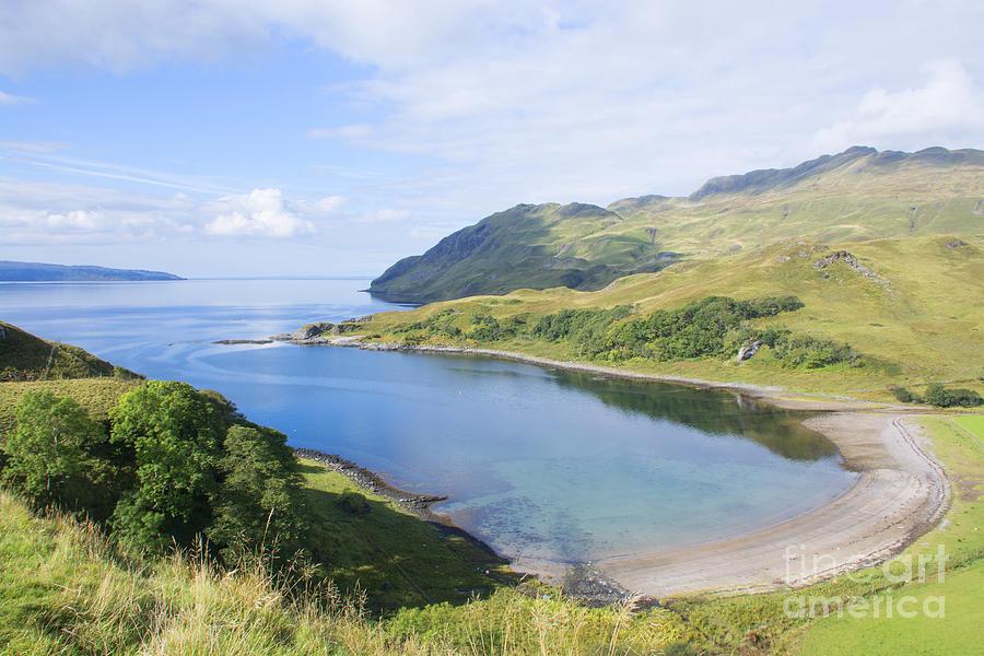 Camas Nan Geall Ardnamurchan Scotland Photograph