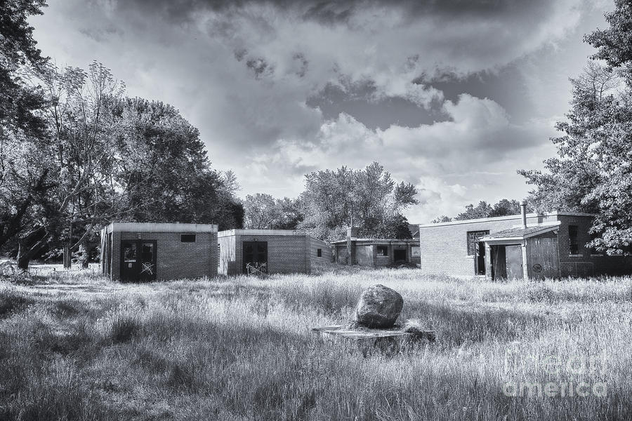 Bowmanville Photograph - Camp 30 Number 2 by Steve Nelson
