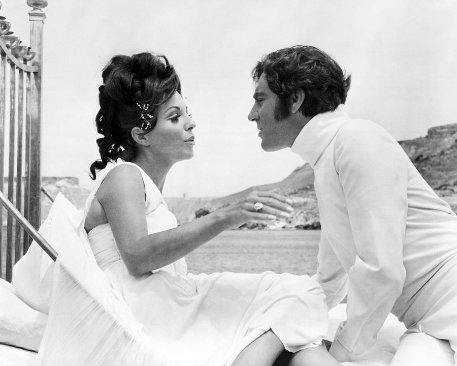 Anthony Newley Photograph - Can Heironymus Merkin Ever Forget Mercy Humppe And Find True Happiness by Silver Screen
