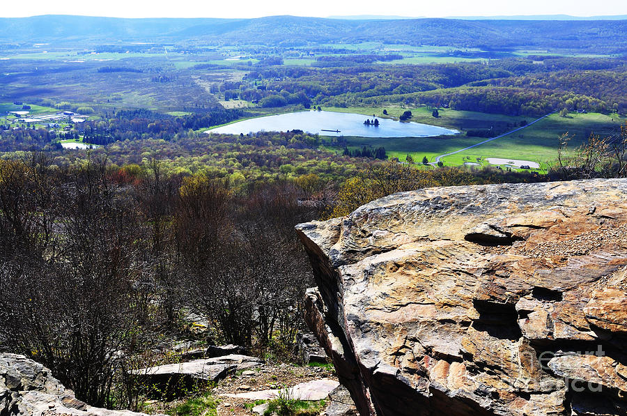 Canaan Valley Photograph - Canaan Valley From Valley View Trail by Thomas R Fletcher
