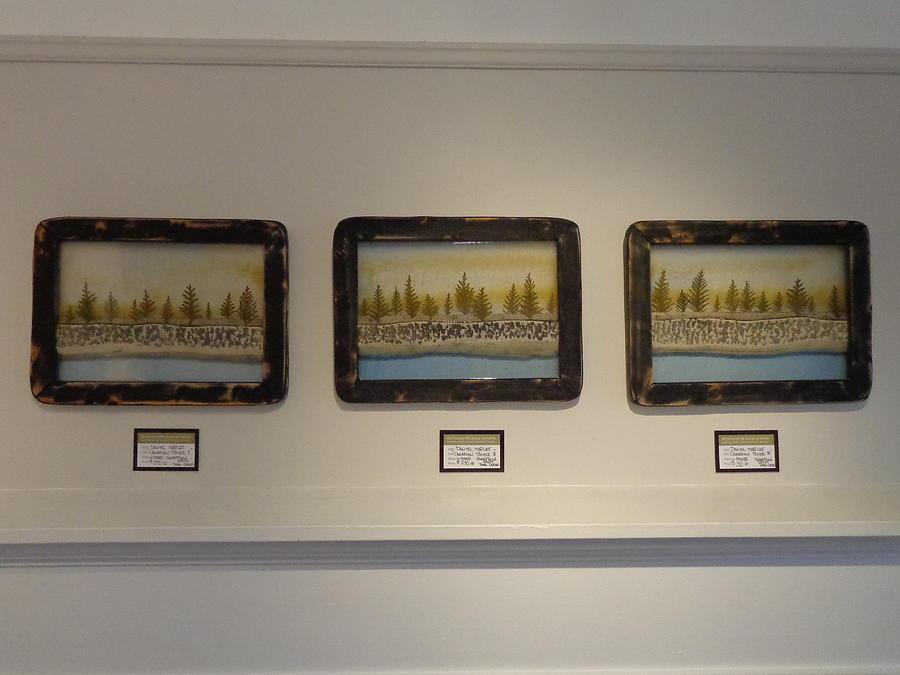 Landscapes Mixed Media - Canadian Shield Series by Daniel Marlatt