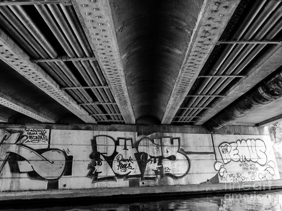 Canal Bridge by Stephen Haunts