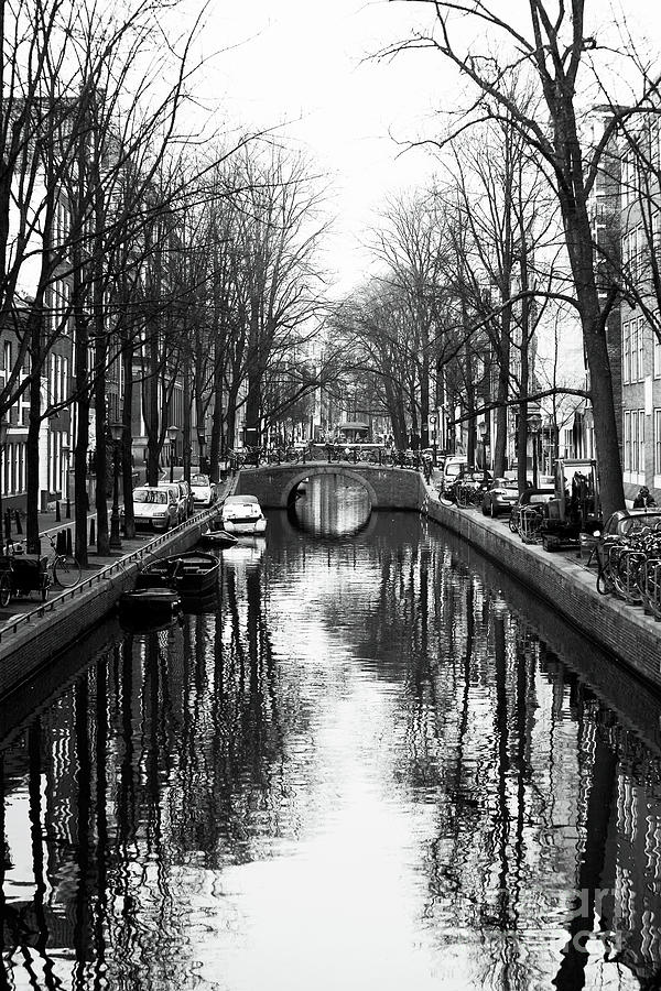 Canal Photograph - Canal by John Rizzuto