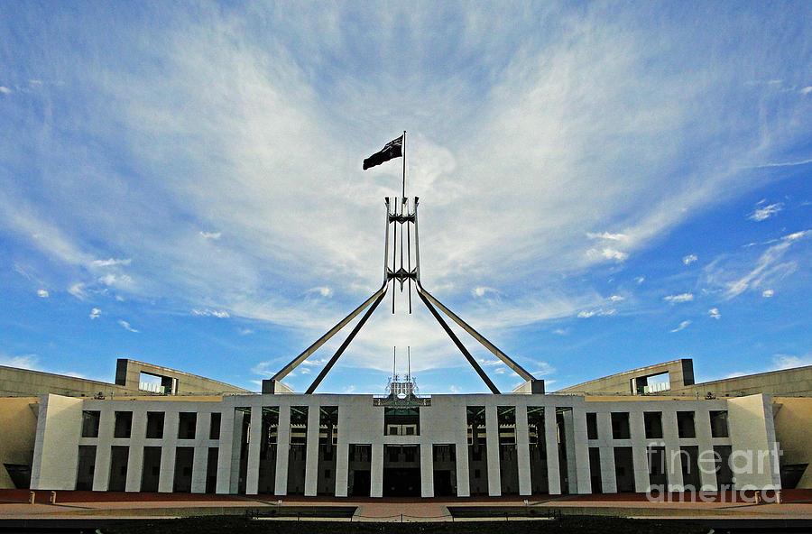 Canberra 11 Photograph