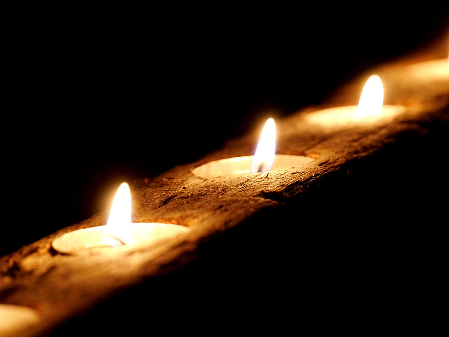 Candlelight by Richard Reeve