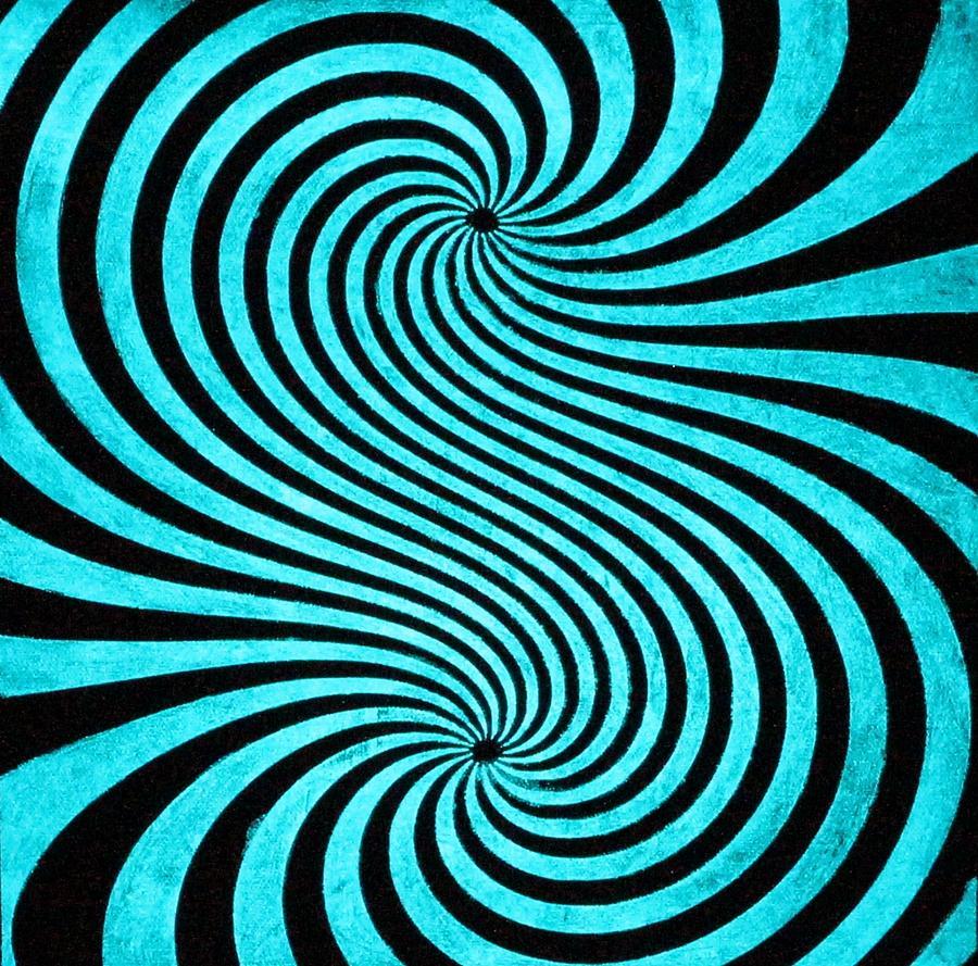 Swirl Painting Canvas