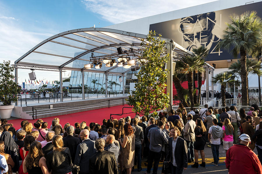 Cannes Film Festival Photograph by Omersukrugoksu