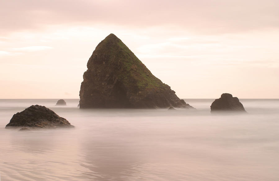 Cannon Beach Photograph - Cannon Beach - 1 by Maxwell Amaro