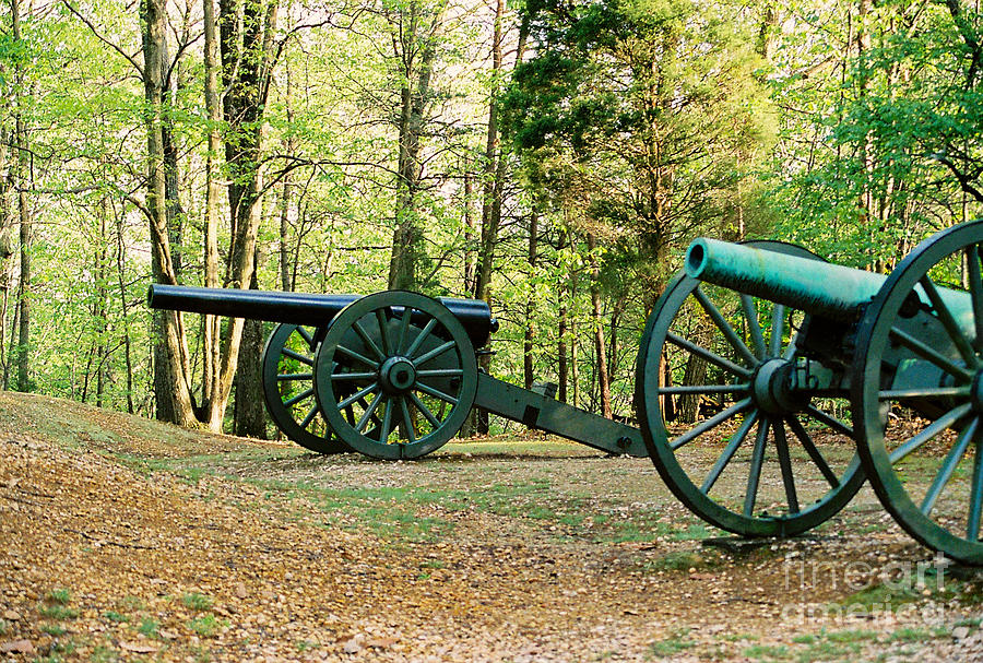 Cannons I Photograph